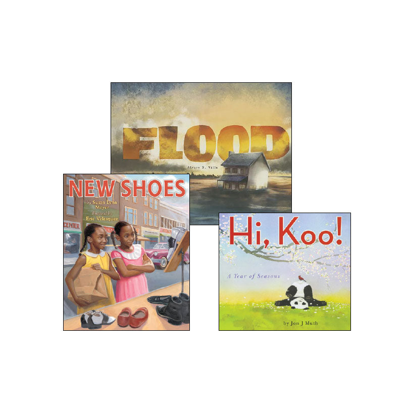 Third Grade Genre Collection Picture Books: Variety Pack