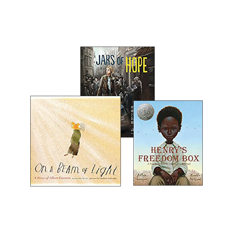 Fourth Grade Genre Collection Picture Books: Variety Pack