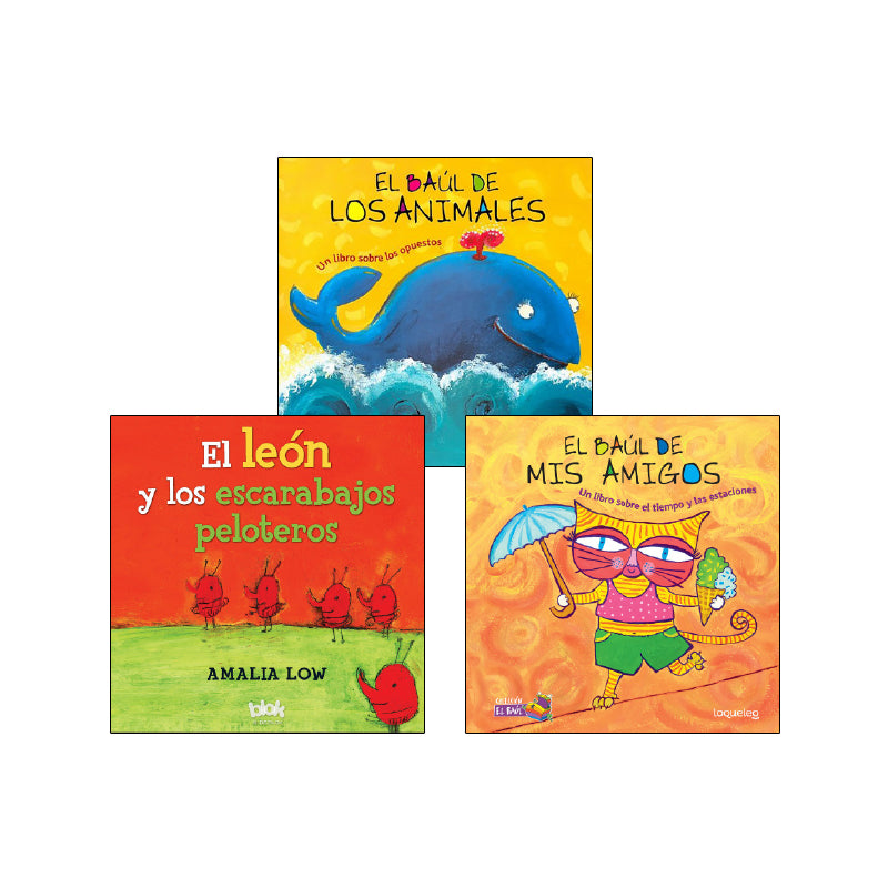 Authentic Spanish PreK Collection: Variety Pack