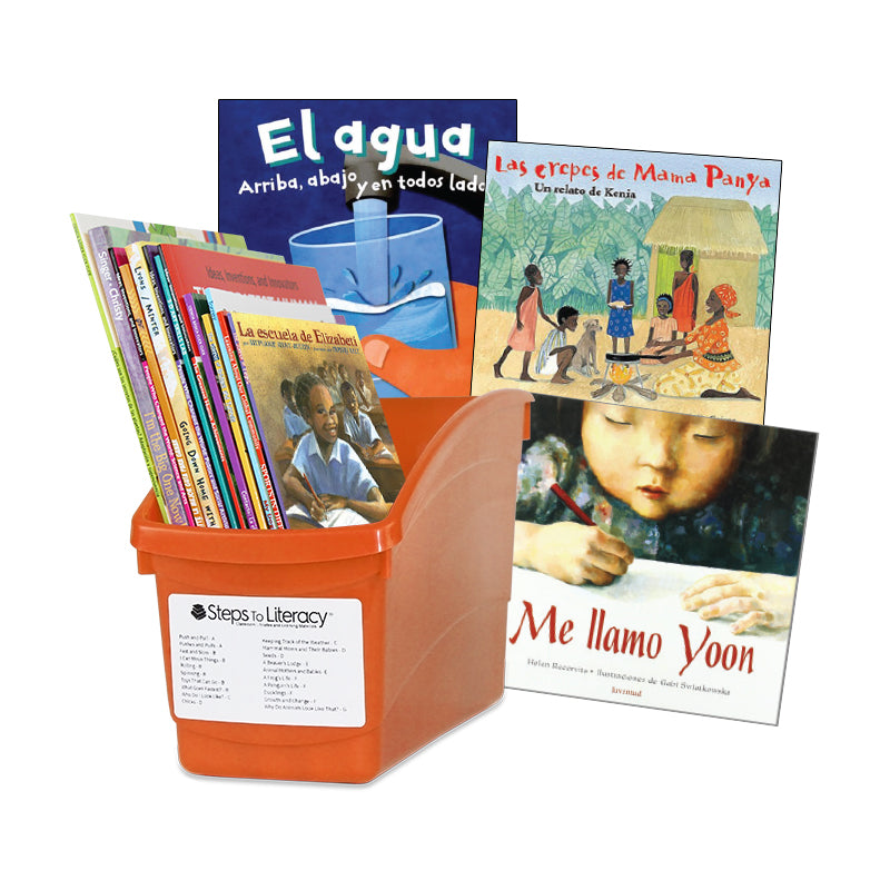 Spanish Balanced Literacy  Interactive Read-Aloud- 1st Grade