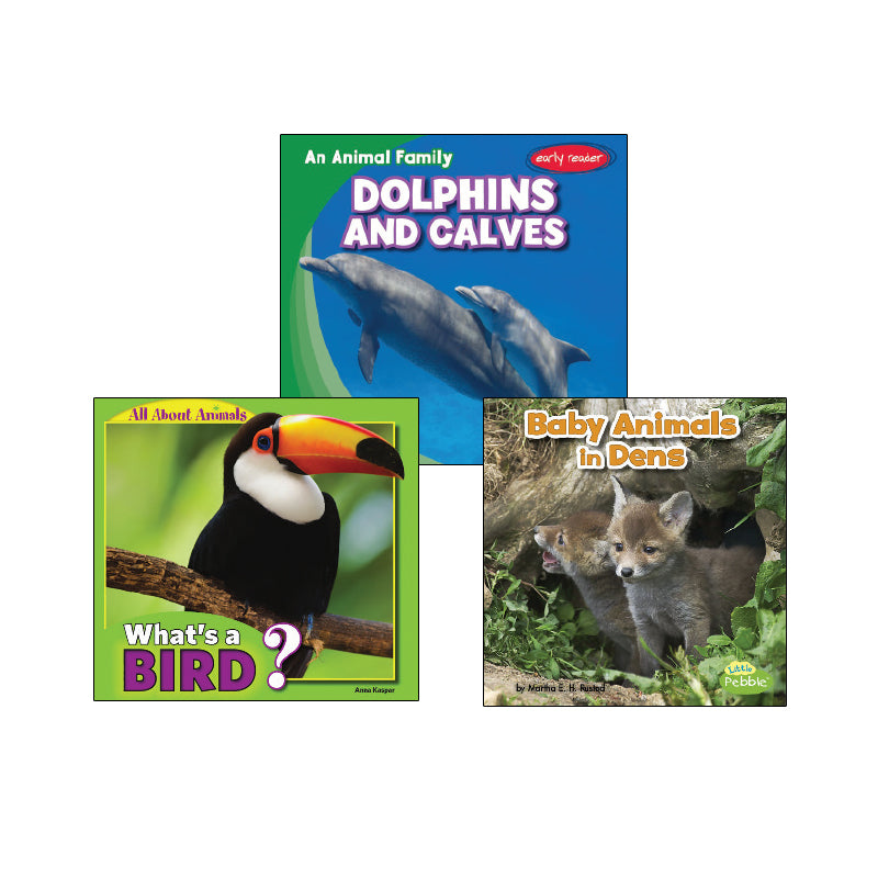 High Interest Science - Weird and Wild Animals - Grades K-1: Variety Pack