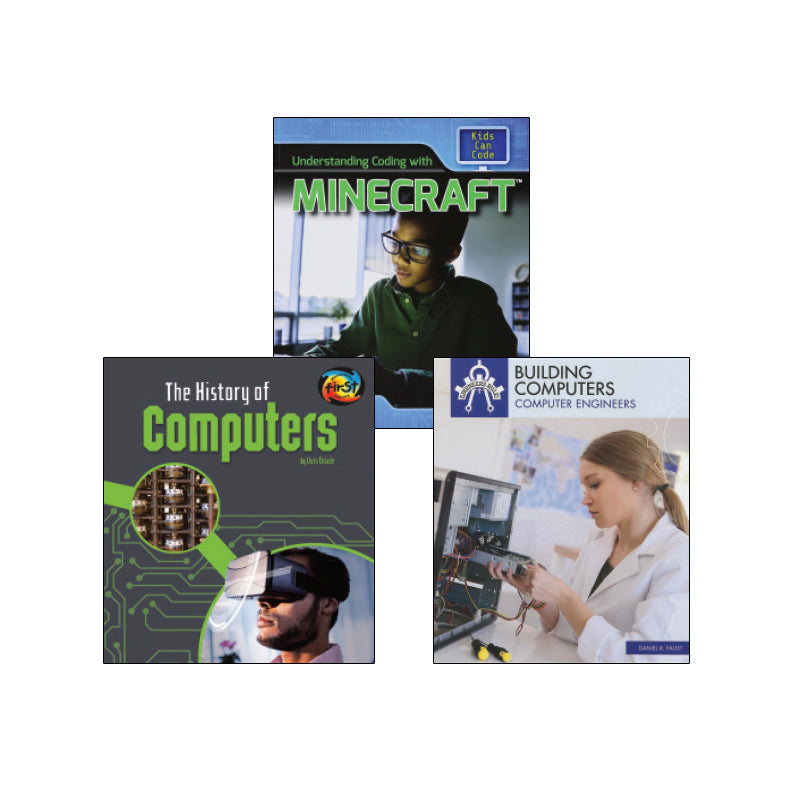 High Interest Science - Coding, Programming...- Grades 4-5 (Set 1): Variety Pack