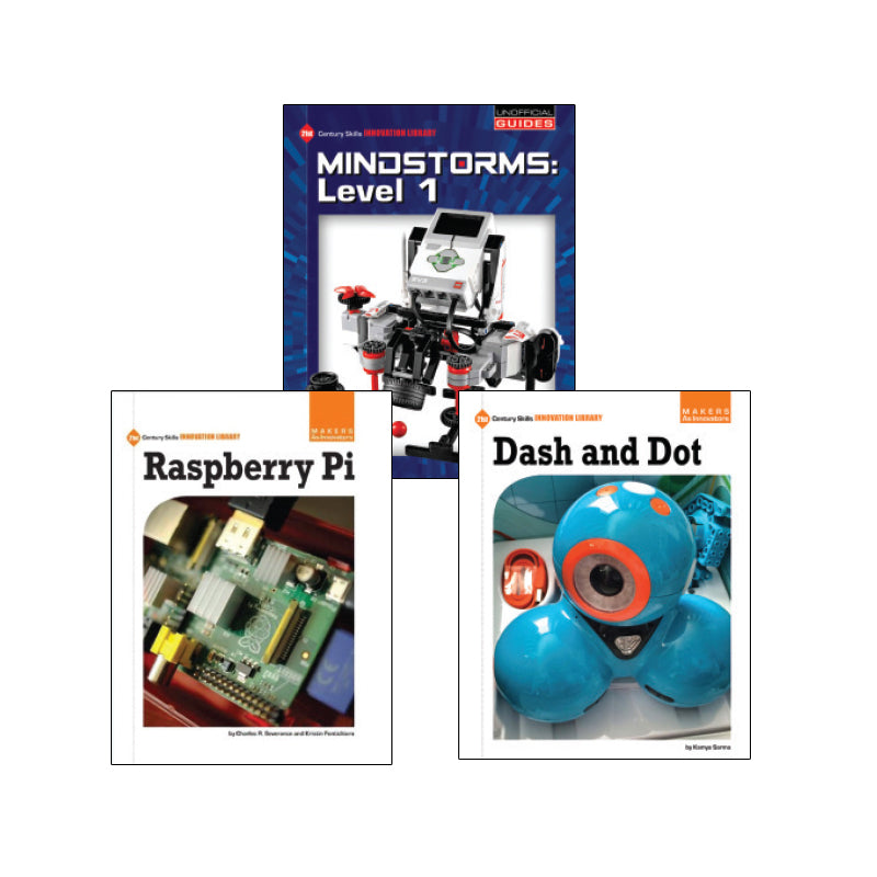 High Interest Science - Coding, Programming...- Grades 5-6 (Set 1): Variety Pack