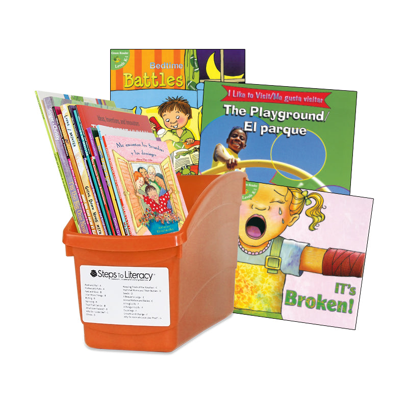 Bilingual Kindergarten Collection: Complete Set