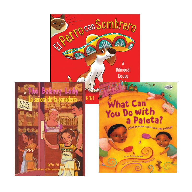 Grade 2 English-Spanish Dual Language: Variety Pack