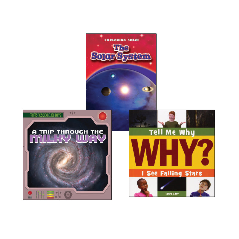 High Interest Science - Space - Grades 2-3 (Set 1): Variety Pack