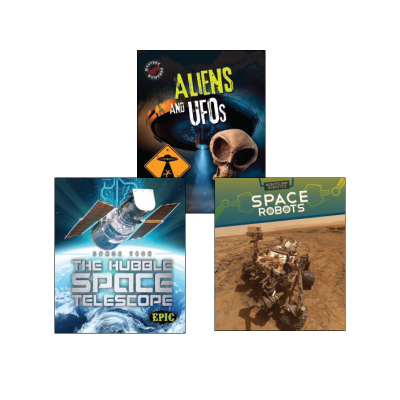 High Interest Science - Space - Grades 4-5 (Set 1): Variety Pack