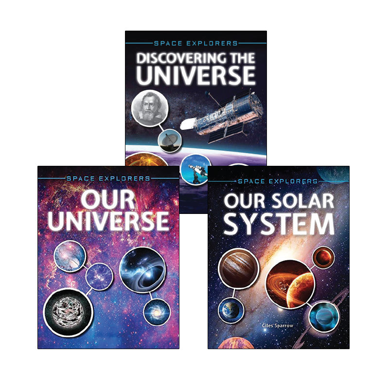 High Interest Science - Space - Grades K-2 (Set 1): Variety Pack