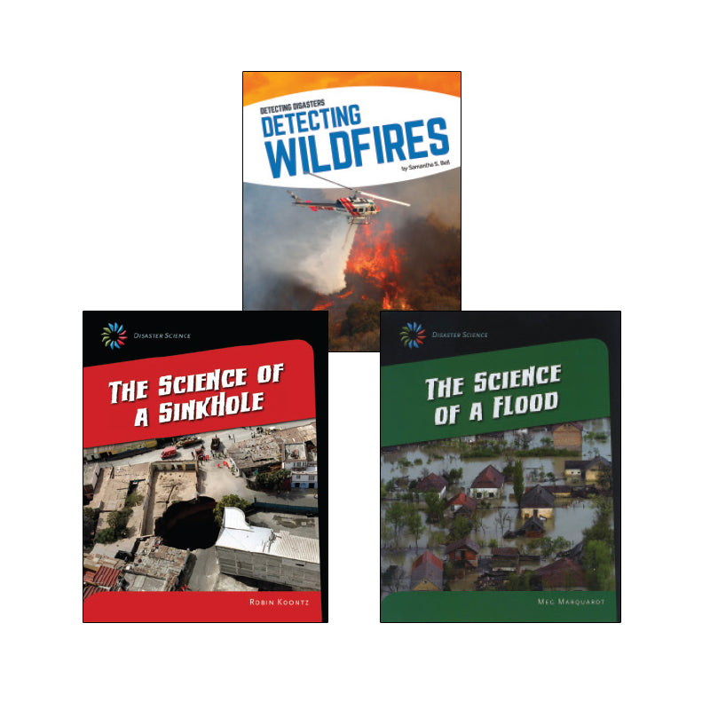 High Interest Science - Weather - Grades 4-6 (Set 1): Variety Pack