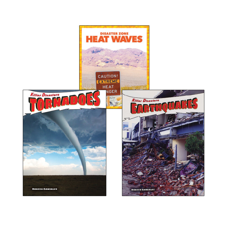 High Interest Science - Weather - Grades K-2 (Set 1): Variety Pack