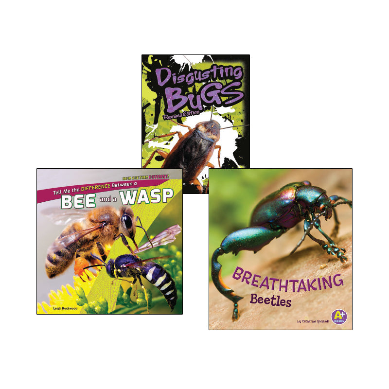 High Interest Science - Weird and Wild Creepy... - Grades 4-5 (Set 1): Variety Pack