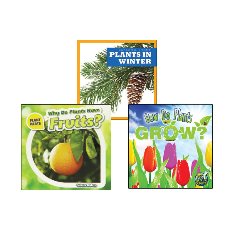 High Interest Science - Weird and Wild Plants - Grades K-2 (Set 1): Variety Pack