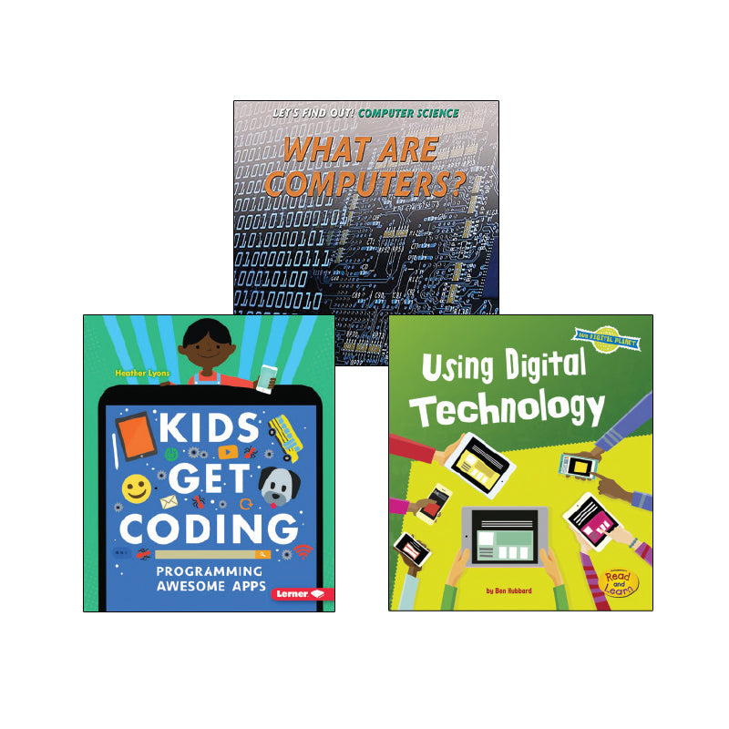 High Interest Science - Coding, Programming...- Grades 2-3 (Set 2): Variety Pack