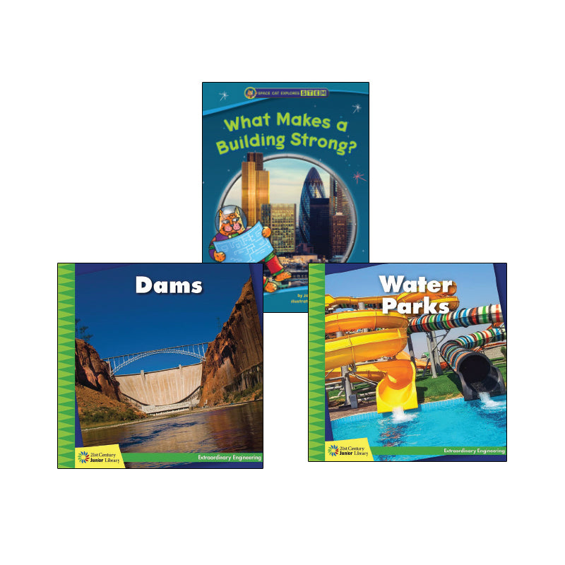 High Interest Science - Engineering...- Grades 2-4 (Set 2): Variety Pack