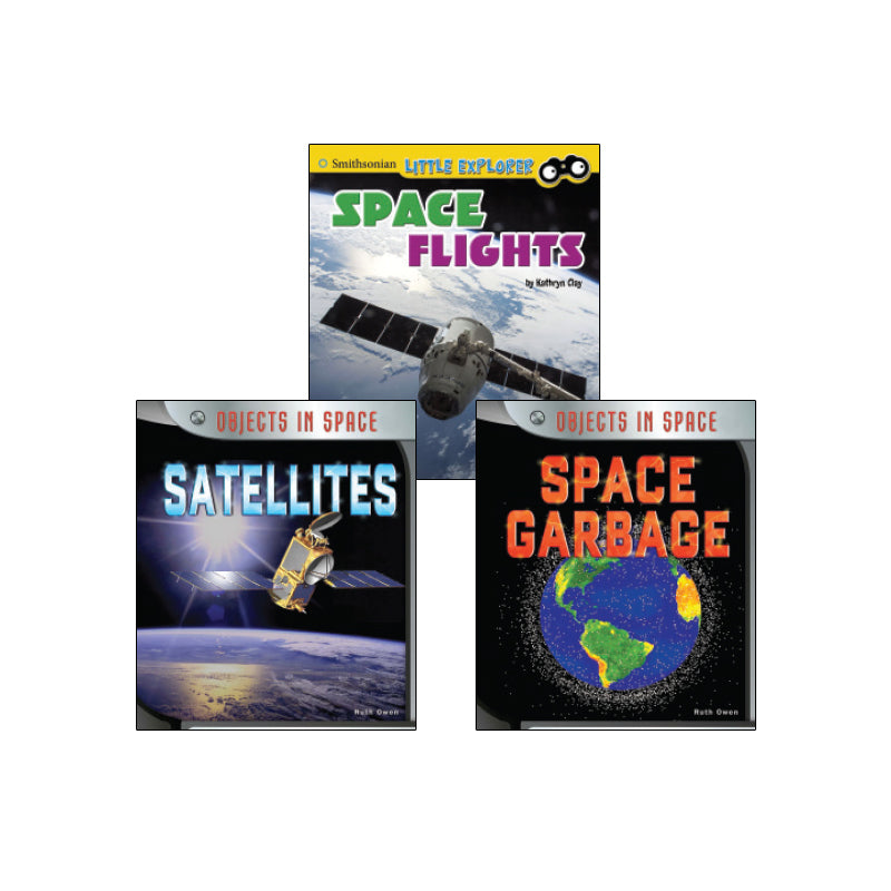 High Interest Science - Space - Grades 2-3 (Set 2): Variety Pack