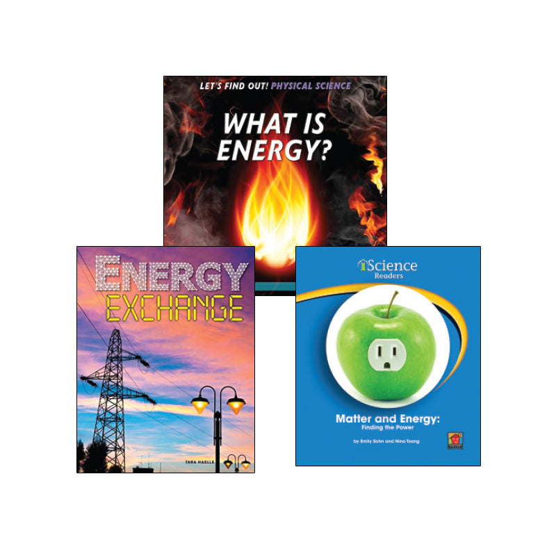 NGSS Energy - Grade 4: Variety Pack