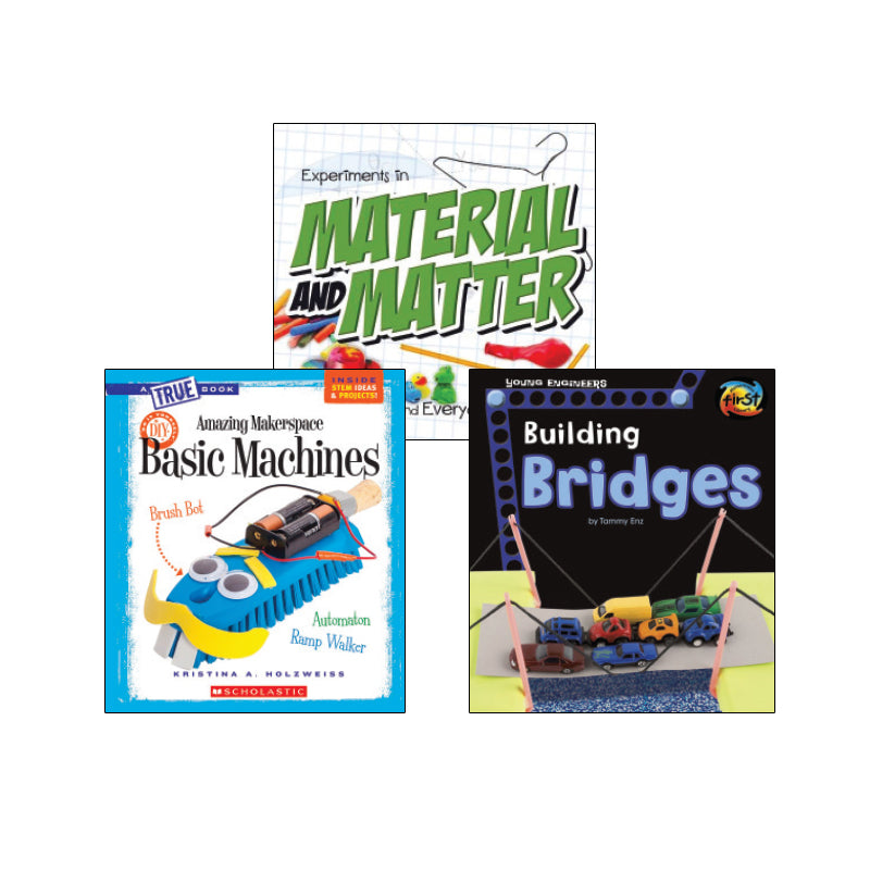 NGSS Engineering Design - Grade 4: Variety Pack