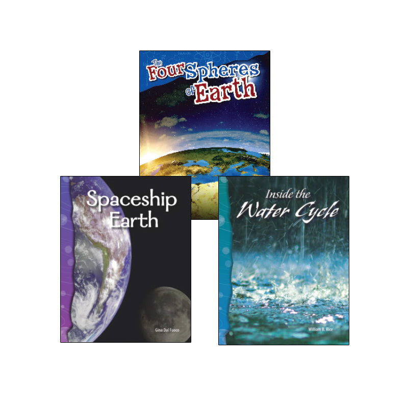 NGSS Earth Systems - Grade 5: Variety Pack