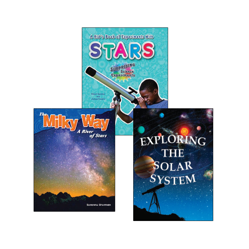 NGSS Space Systems - Stars and the Solar System - Grade 5: Variety Pack