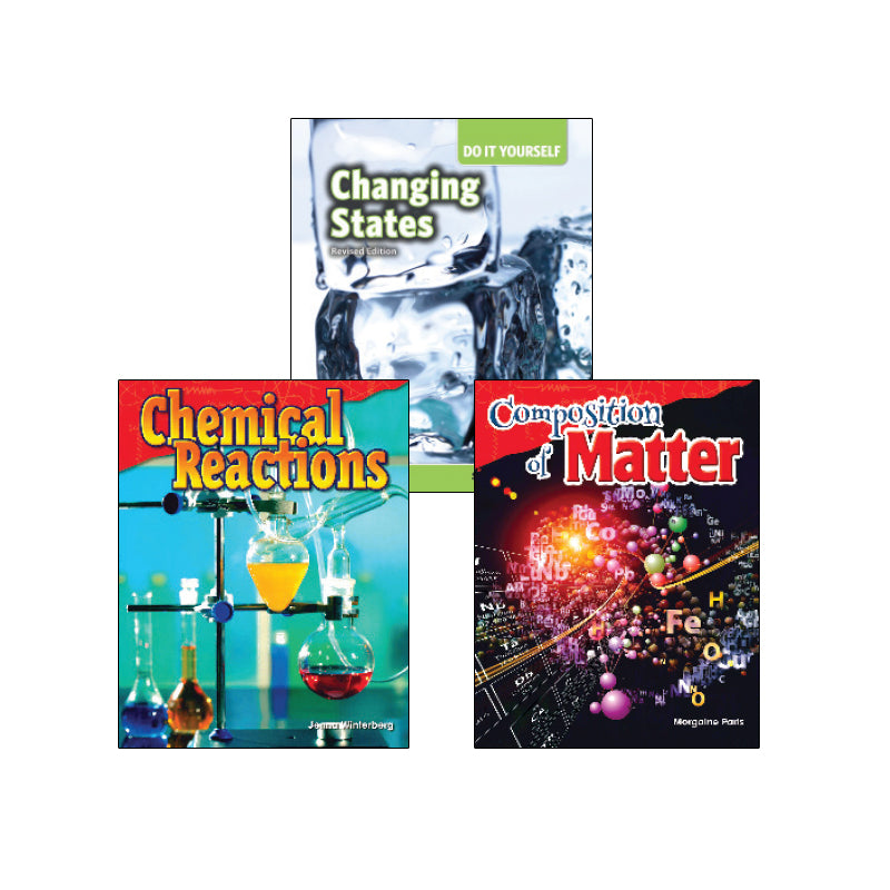 NGSS Structure and Properties of Matter - Grade 5: Variety Pack
