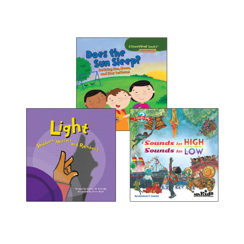 NGSS Read Aloud Collection - Grade 1: Variety Pack
