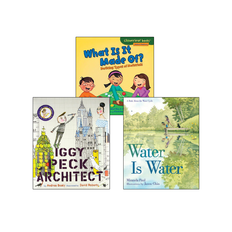 NGSS Read Aloud Collection - Grade 2: Variety Pack