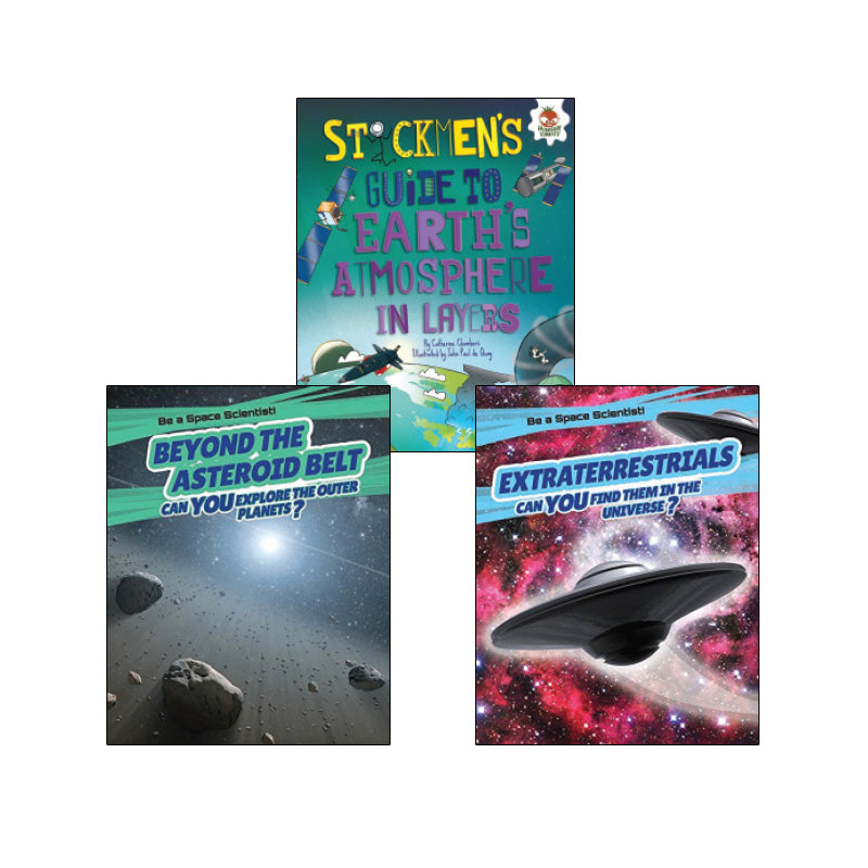 High Interest Science - Space - Grades 4-5 (Set 2): Variety Pack
