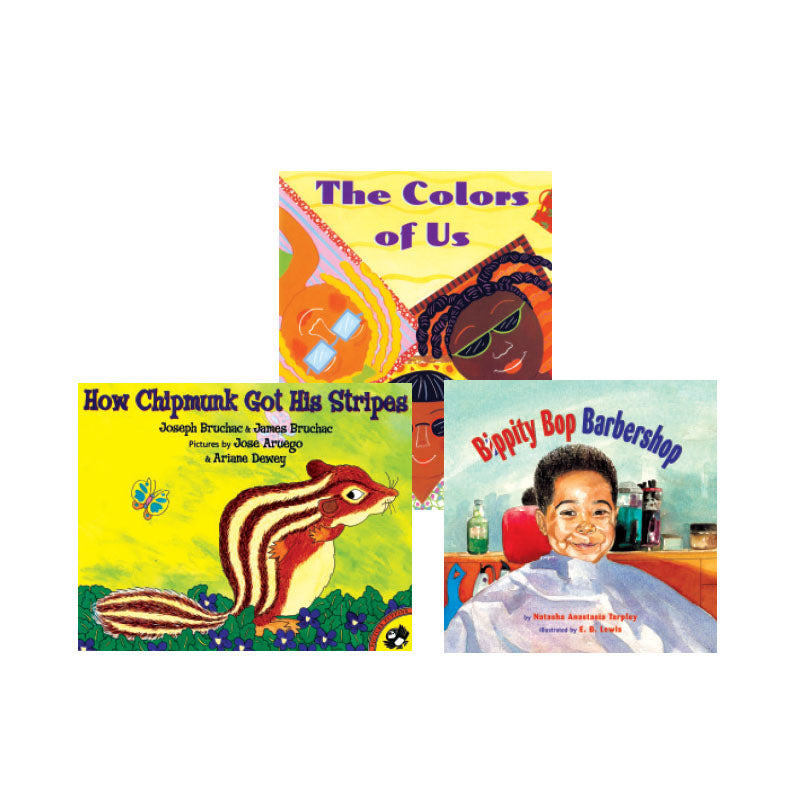 Multicultural Perspectives - Grade 1: Variety Pack