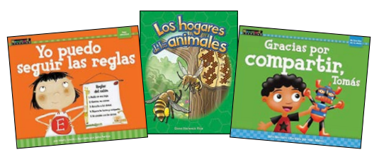 Pre-K Spanish Shared Reading