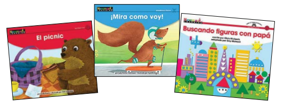 Pre-K Spanish Site -Word Readers