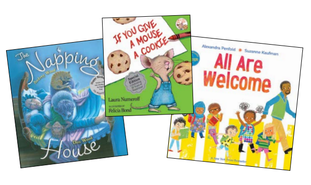 Pre-K Spanish Interactive Read Alouds