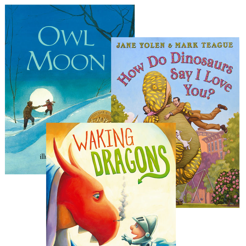 Jane Yolen Spanish Author Study: Variety Pack