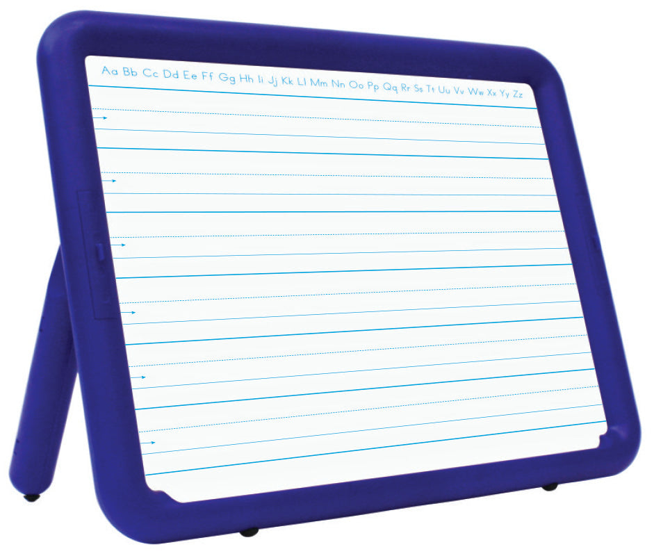 Double-Sided, Magnetic & Dry Erase Table Top Easel: Single