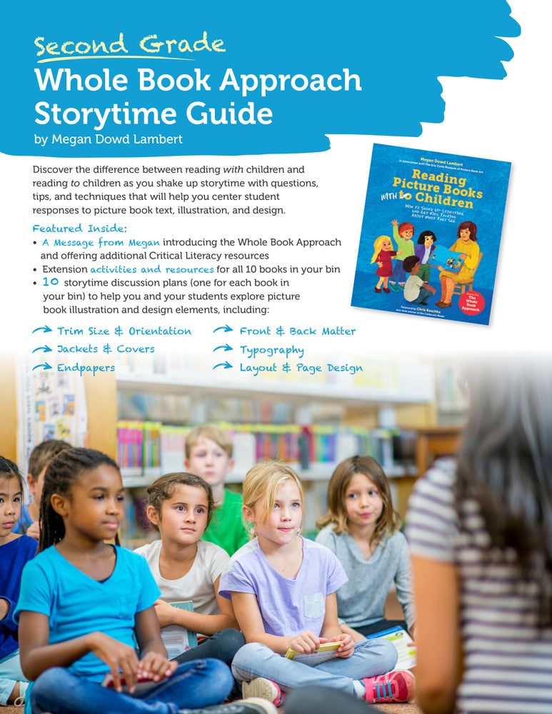 Second Grade Whole Book Storytime Guide
