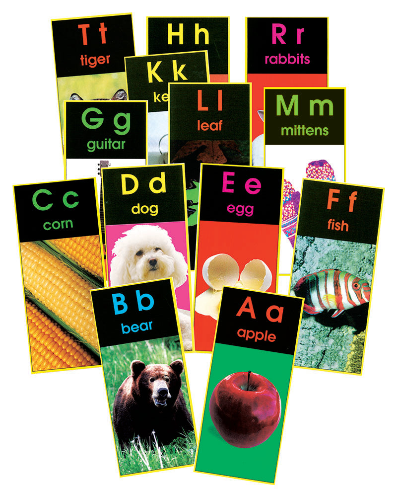 Alphabet Match Cards
