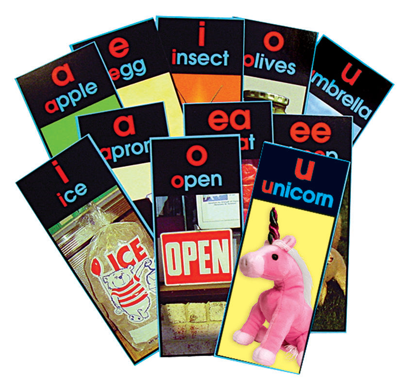 Vowel: Match Cards