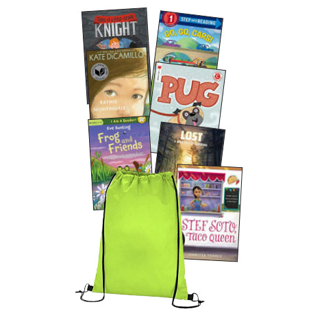 Take Home Reading Bag: Gr.6, Favorite Fiction (spa, $50)