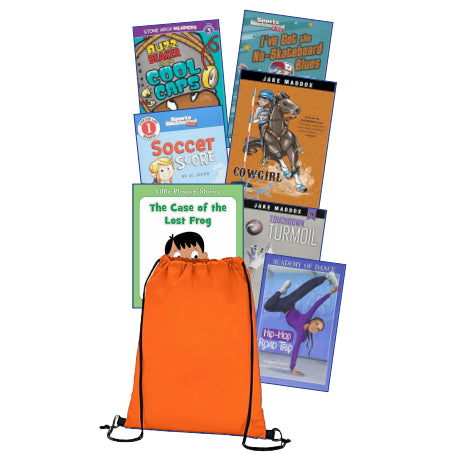 Take Home Reading Bag: Gr.6, Striving Readers (spa, $50)