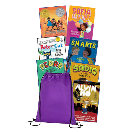 Take Home Reading Bag: Gr.4, Popular Series (spa, $50)