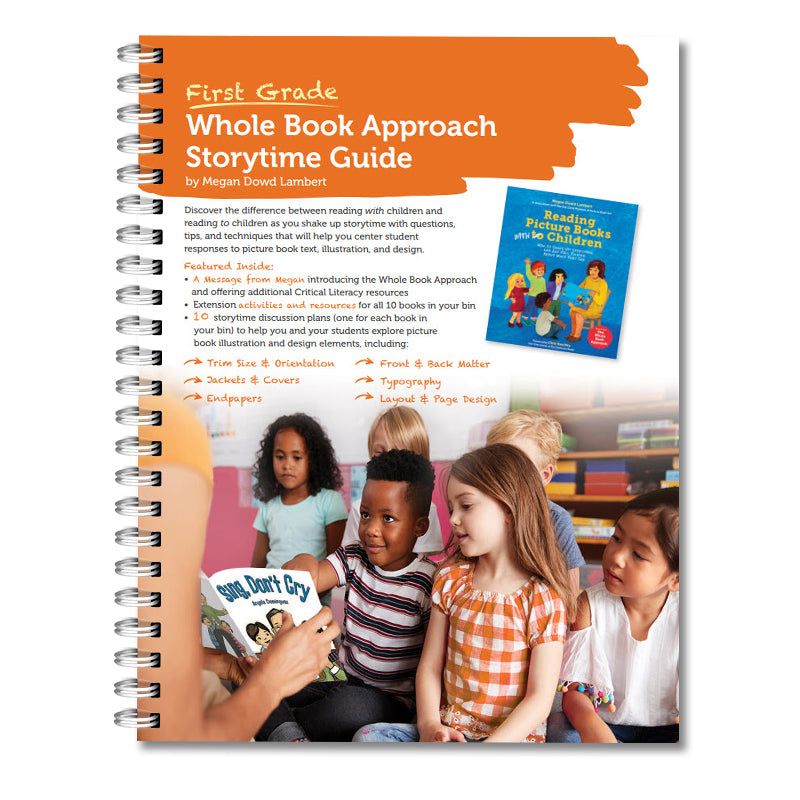 First Grade Whole Book Storytime Guide