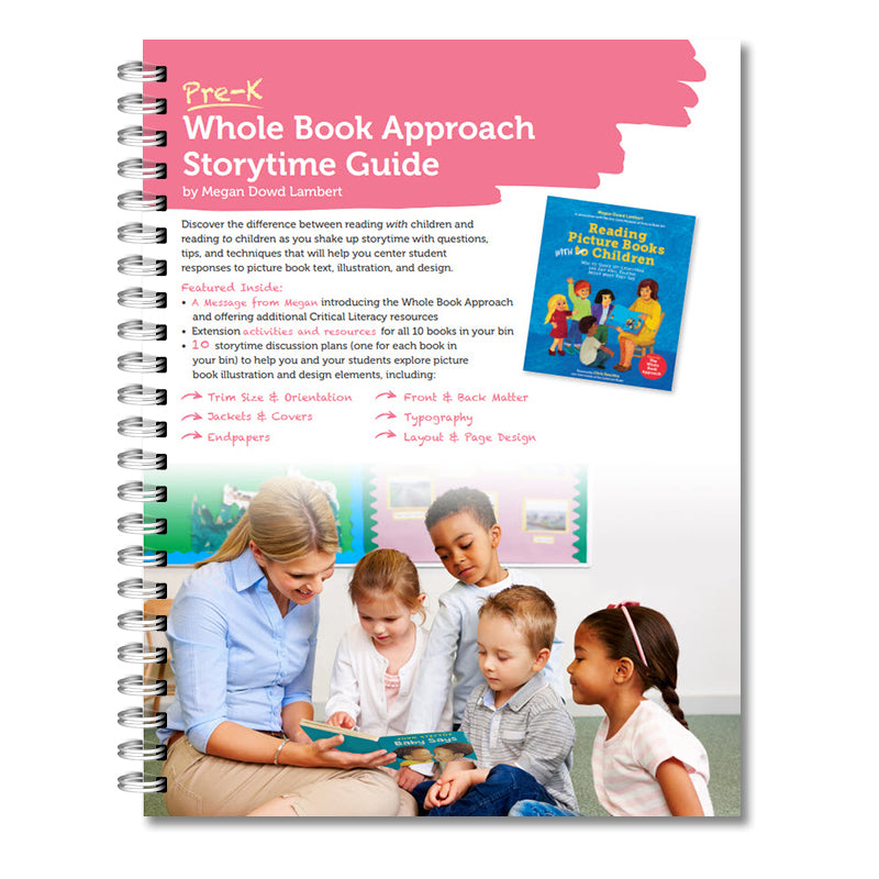Pre-K Whole Book Storytime Guide