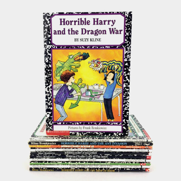 Horrible Harry Chapter Books: Variety Pack