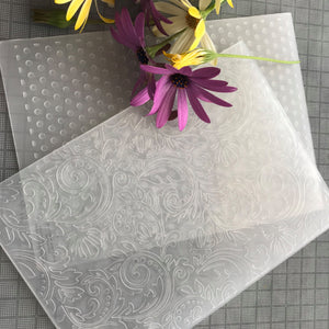embossing folders for card making