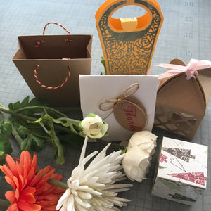 Party Favor Gift Boxes