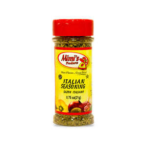 MIMI'S-ITALIAN SEASONING CASE