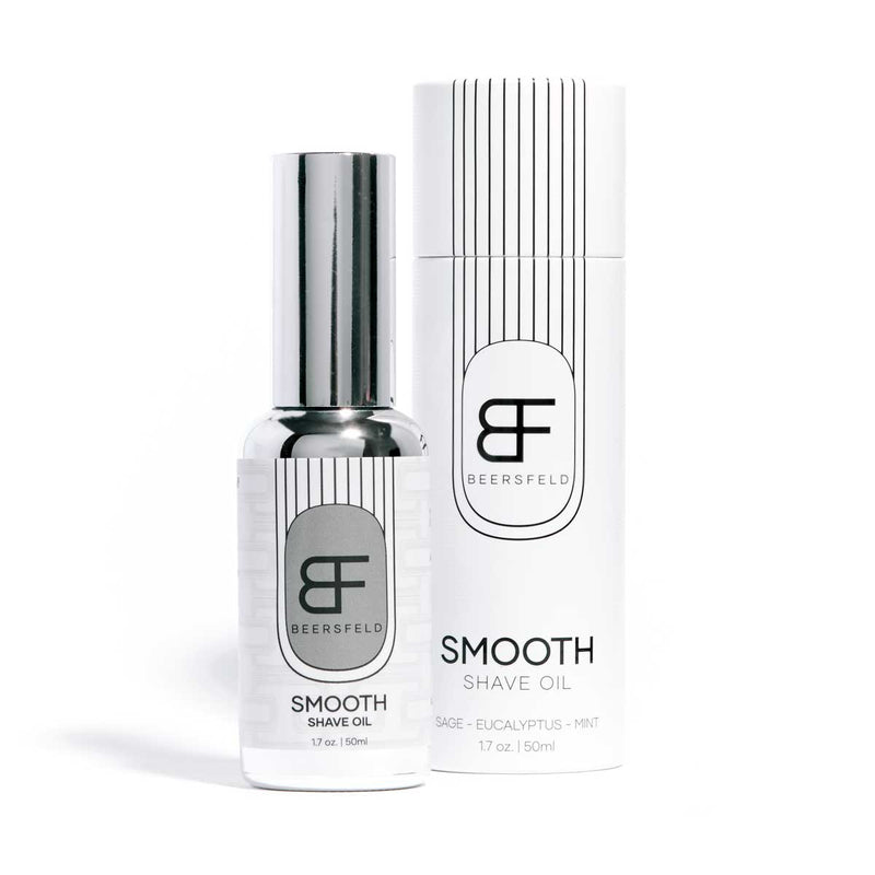 SMOOTH Shave Oil