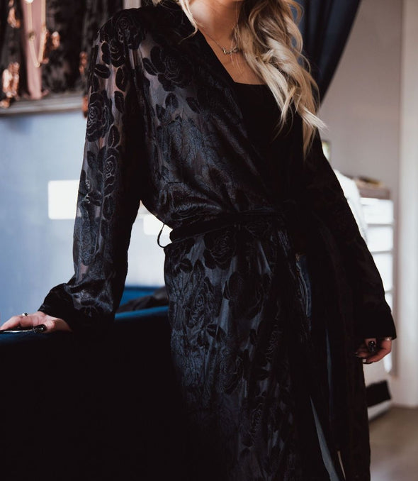 Hefner Robe | Bella Allure Boutique