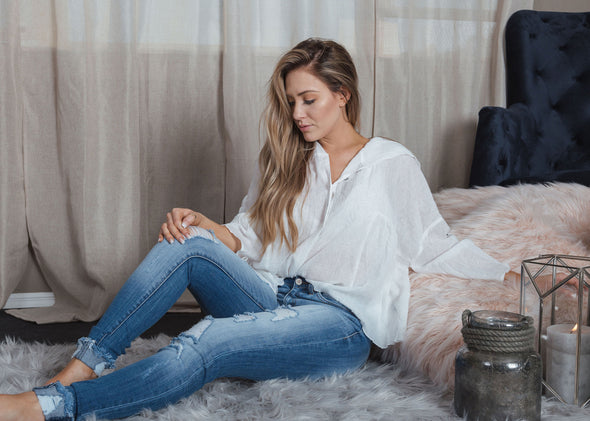 Kyle Skinny Jean | Bella Allure Boutique