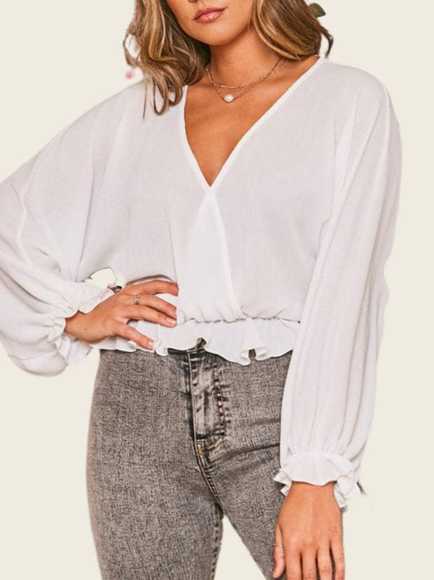 Wrap Me Close Top