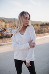 Mildred Top Ivory